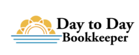 Day to Day Bookkeeper Logo