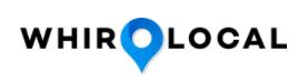 WhirLocal Logo